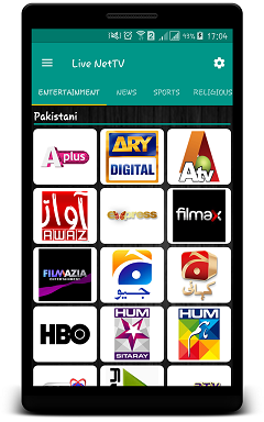 Live NetTV APK Features