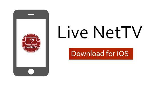 Live NetTV for iPhone iPad iOS App